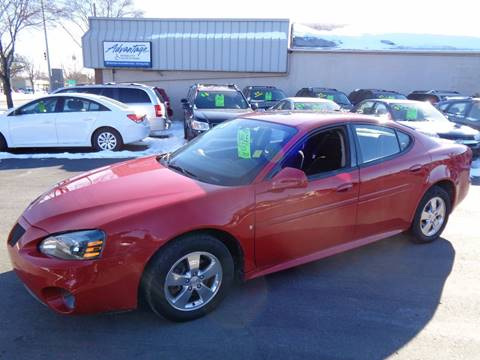 2006 Pontiac Grand Prix for sale at Aspen Auto Sales in Wayne MI