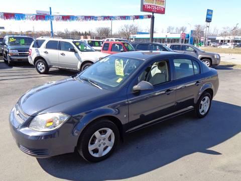 2008 Chevrolet Cobalt for sale at Aspen Auto Sales in Wayne MI