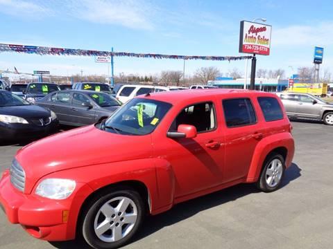2011 Chevrolet HHR for sale at Aspen Auto Sales in Wayne MI
