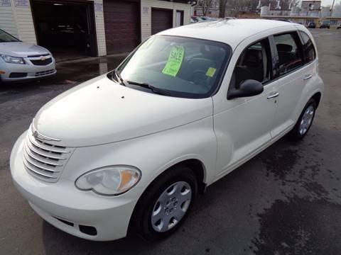 2007 Chrysler PT Cruiser for sale at Aspen Auto Sales in Wayne MI