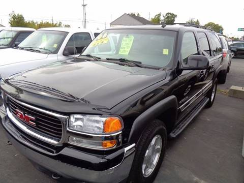 2006 GMC Yukon XL for sale in Wayne, MI