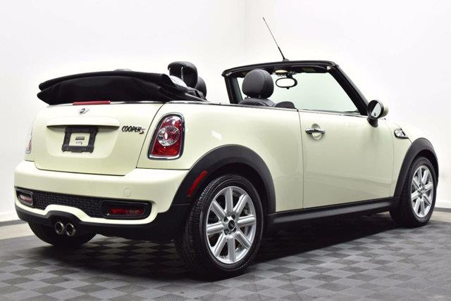 2012 MINI Cooper Convertible for sale at Flex Motorcars in Houston TX