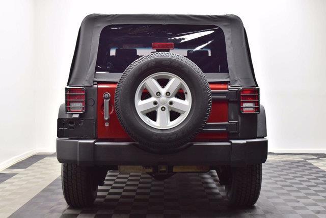 2008 Jeep Wrangler for sale at Flex Motorcars in Houston TX