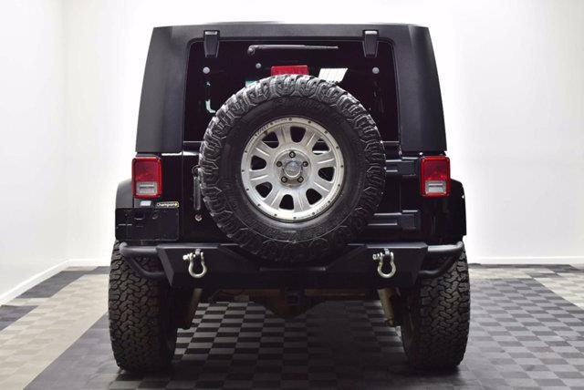 2008 Jeep Wrangler Unlimited for sale at Flex Motorcars in Houston TX