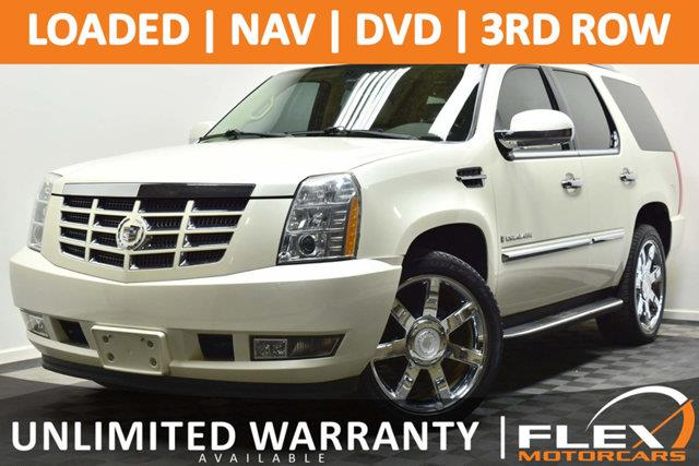 2008 Cadillac Escalade for sale at Flex Motorcars in Houston TX