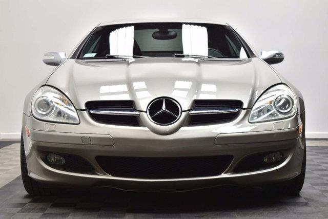 2005 Mercedes-Benz SLK for sale at Flex Motorcars in Houston TX