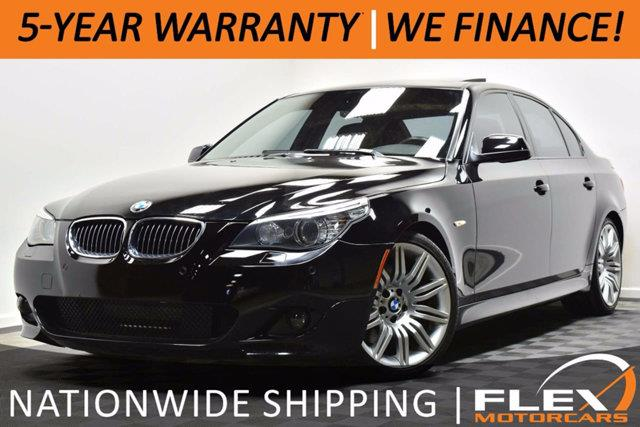 2010 BMW 5 Series for sale at Flex Motorcars in Houston TX
