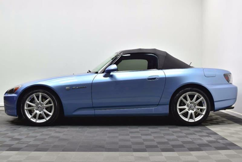 2005 Honda S2000 for sale at Flex Motorcars in Houston TX