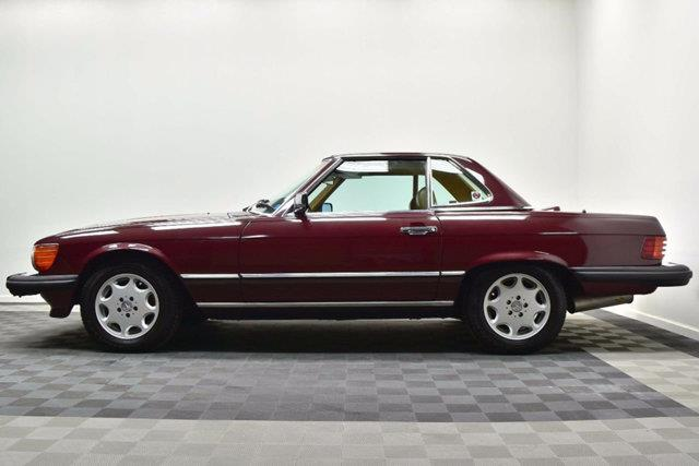 1987 Mercedes-Benz 560-Class for sale at Flex Motorcars in Houston TX