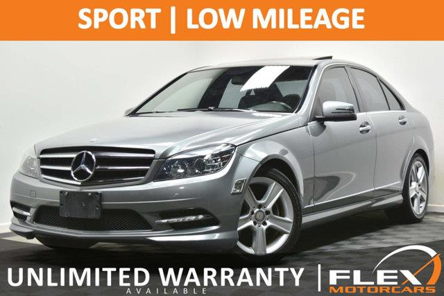 2011 Mercedes-Benz C-Class for sale at Flex Motorcars in Houston TX