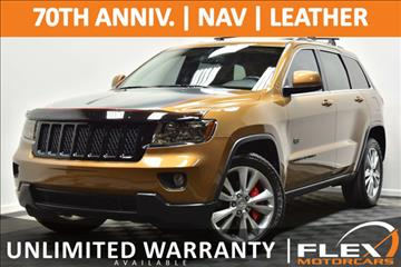 2011 Jeep Grand Cherokee for sale at Flex Motorcars in Houston TX