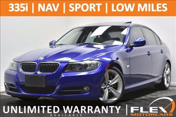 2010 BMW 3 Series for sale at Flex Motorcars in Houston TX