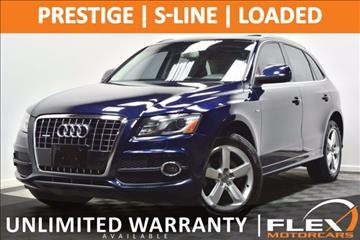 2011 Audi Q5 for sale at Flex Motorcars in Houston TX
