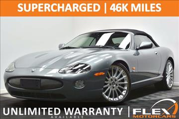 2005 Jaguar XKR for sale at Flex Motorcars in Houston TX