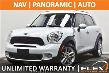 2012 MINI Cooper Countryman for sale at Flex Motorcars in Houston TX
