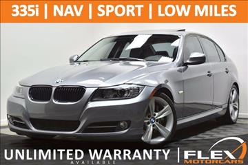 2011 BMW 3 Series for sale at Flex Motorcars in Houston TX