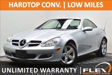 2006 Mercedes-Benz SLK for sale at Flex Motorcars in Houston TX
