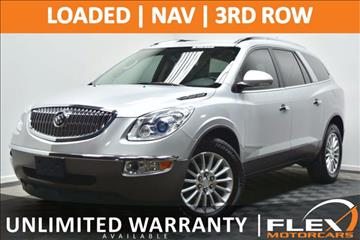 2011 Buick Enclave for sale at Flex Motorcars in Houston TX