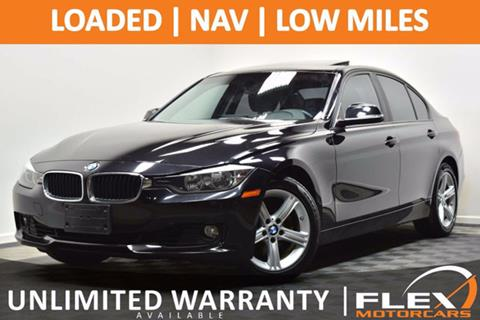 2013 BMW 3 Series for sale at Flex Motorcars in Houston TX