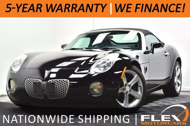 2006 Pontiac Solstice for sale at Flex Motorcars in Houston TX