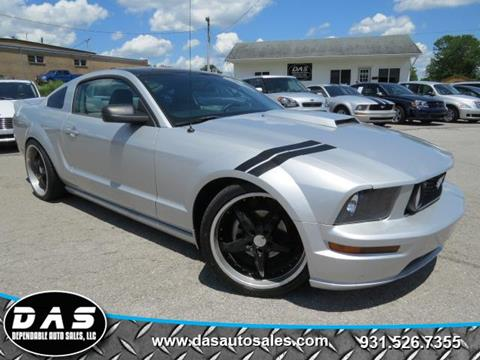2005 Ford Mustang for sale in Cookeville, TN