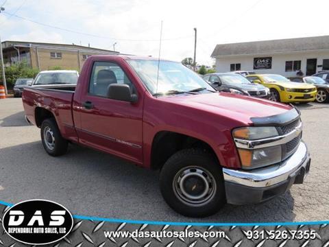 2005 Chevrolet Colorado for sale in Cookeville, TN