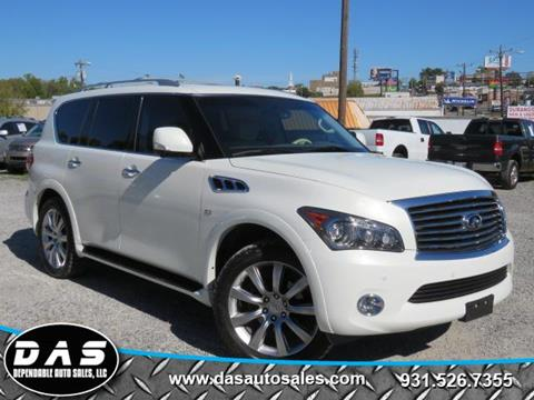 2014 Infiniti QX80 for sale in Cookeville, TN