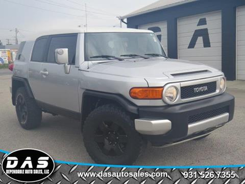 2007 Toyota FJ Cruiser for sale in Cookeville, TN