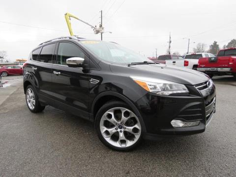 Ford Of Cookeville >> 2013 Ford Escape For Sale In Cookeville Tn