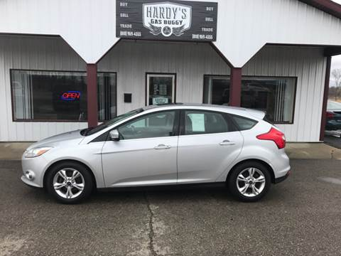 2012 Ford Focus for sale in Lapeer, MI