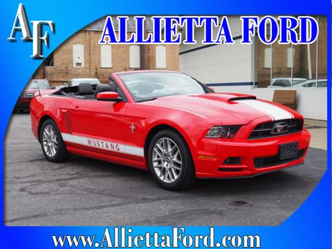 2013 Ford Mustang for sale in Wellsburg, WV