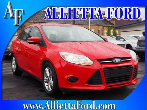 2014 Ford Focus for sale in Wellsburg, WV