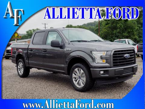 2017 Ford F-150 for sale in Wellsburg, WV