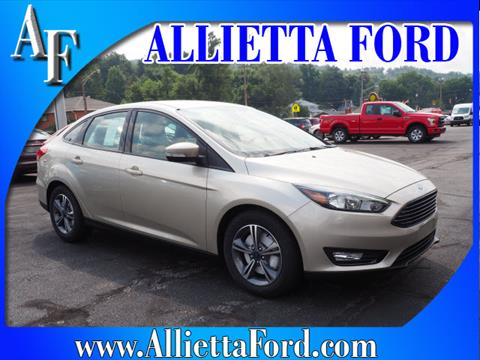 2017 Ford Focus for sale in Wellsburg, WV