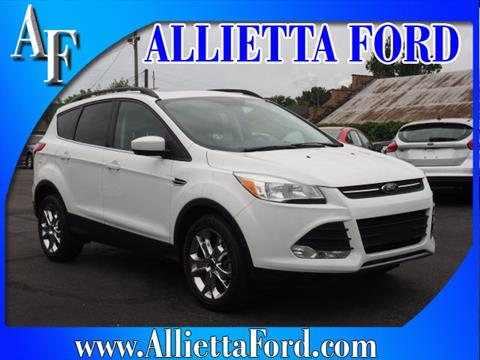 2014 Ford Escape for sale in Wellsburg, WV