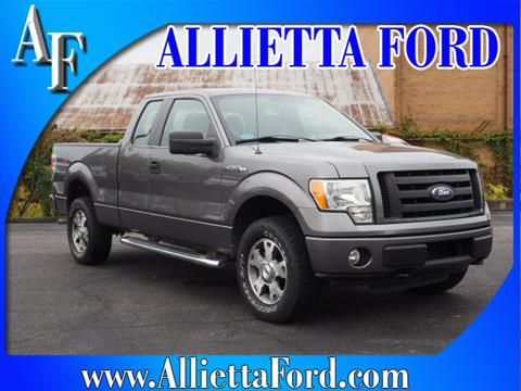 2010 Ford F-150 for sale in Wellsburg, WV