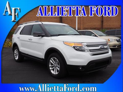 2015 Ford Explorer for sale in Wellsburg, WV