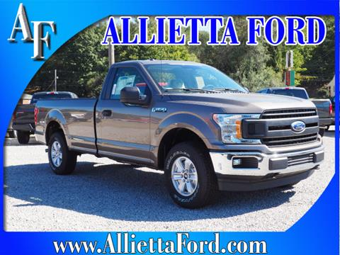 2018 Ford F-150 for sale in Wellsburg, WV