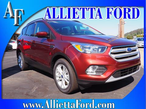 2018 Ford Escape for sale in Wellsburg, WV
