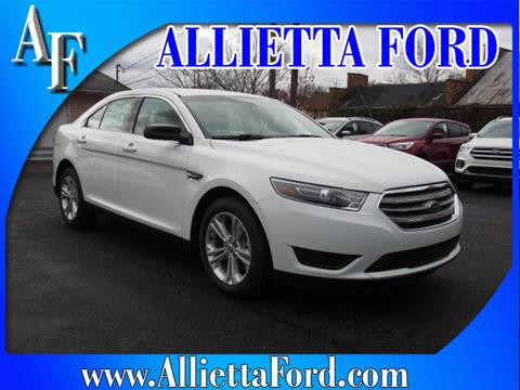 2016 Ford Taurus for sale in Wellsburg, WV