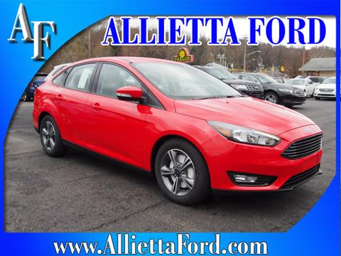 2016 Ford Focus for sale in Wellsburg, WV
