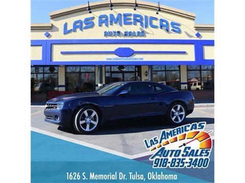 2011 Chevrolet Camaro for sale in Tulsa, OK