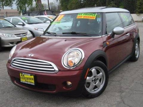 2010 MINI Cooper Clubman for sale in North Hollywood, CA