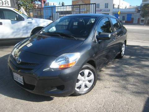 2007 Toyota Yaris for sale in North Hollywood, CA