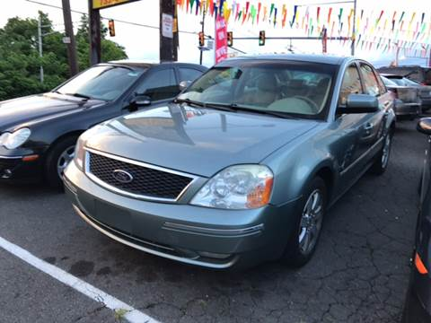 2005 Ford Five Hundred for sale at Main Street Cars in New Brunswick NJ