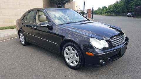 2006 Mercedes-Benz C-Class for sale at Main Street Cars in New Brunswick NJ