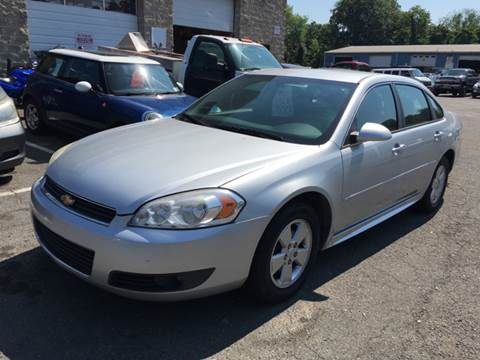 2011 Chevrolet Impala for sale at Main Street Cars in New Brunswick NJ