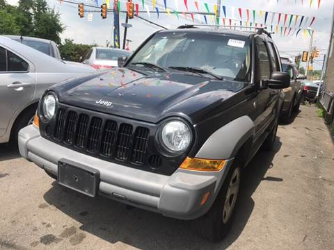2005 Jeep Liberty for sale at Main Street Cars in New Brunswick NJ