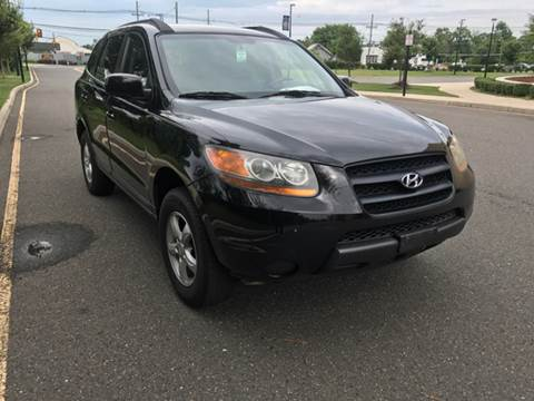 2008 Hyundai Santa Fe for sale at Main Street Cars in New Brunswick NJ