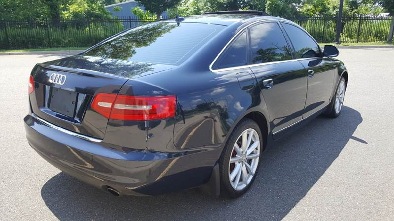 2009 Audi A6 for sale at Main Street Cars in New Brunswick NJ